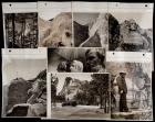 Mount Rushmore and Gutzon Borglum -- Collection of 21 Photos by Charles d'Emery, 1929-1934